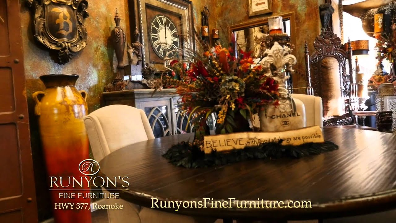 Runyon S Fine Furniture Fall Commercial Youtube
