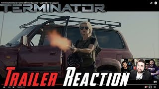 Terminator: Dark Fate Angry Trailer Reaction