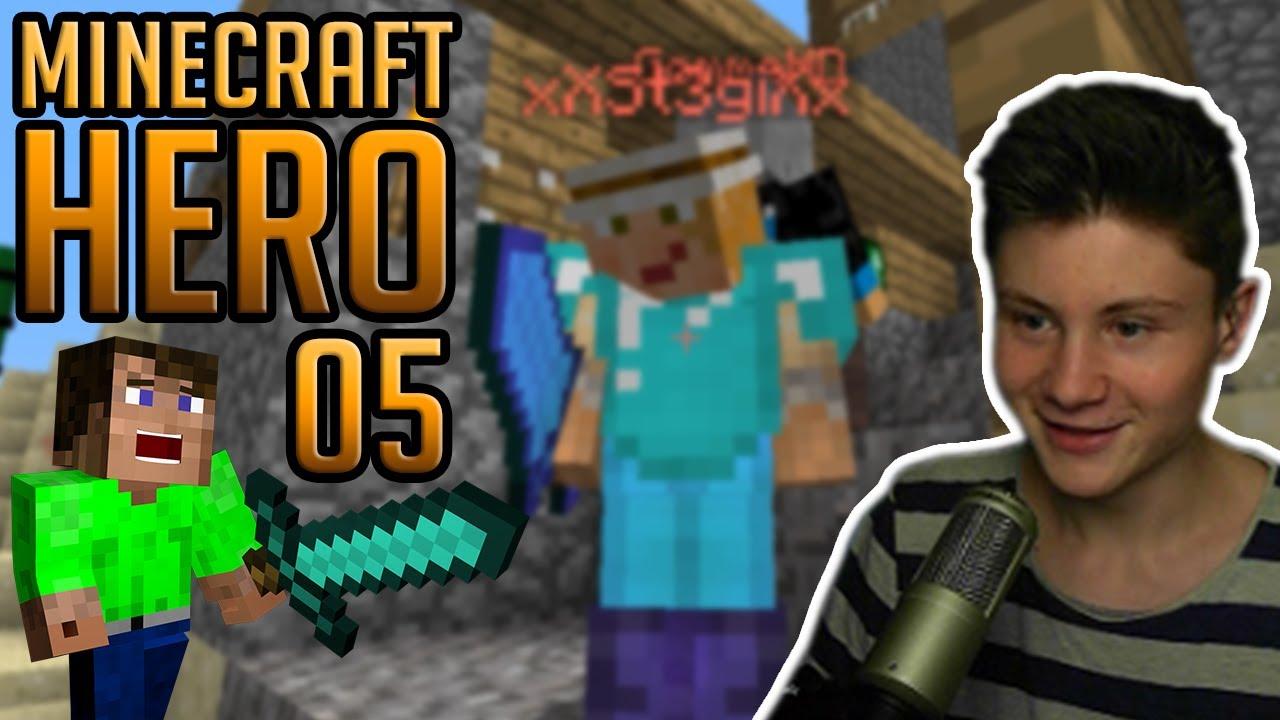 Minecraft All Hero