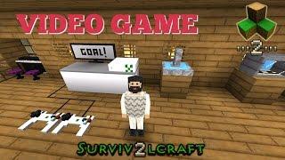 Survivalcraft 2 - Video Game | Survivalcraft Furniture