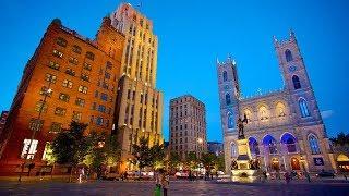 Montreal - Thành phố với hai nền văn hóa  (1/2)