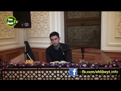 Kərbəlayı Huseyn Peyğəmbərin (s) mövlud günü ilə bağlı Quran tilavəti