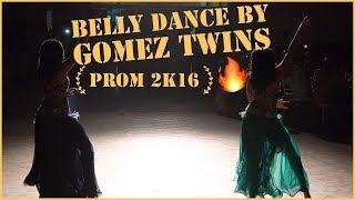 Mel e Mil Belly Dance - Moz - (Isis wings, Fan vel , Drum)