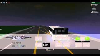 Roblox MTA Bx17 route Part 2/4 Bus # 7534