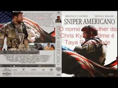 Celeste Recomenda: Sniper Americano