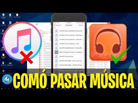 Como Pasar Musica En iPhone, iPad & iPod Sin Itunes 2018