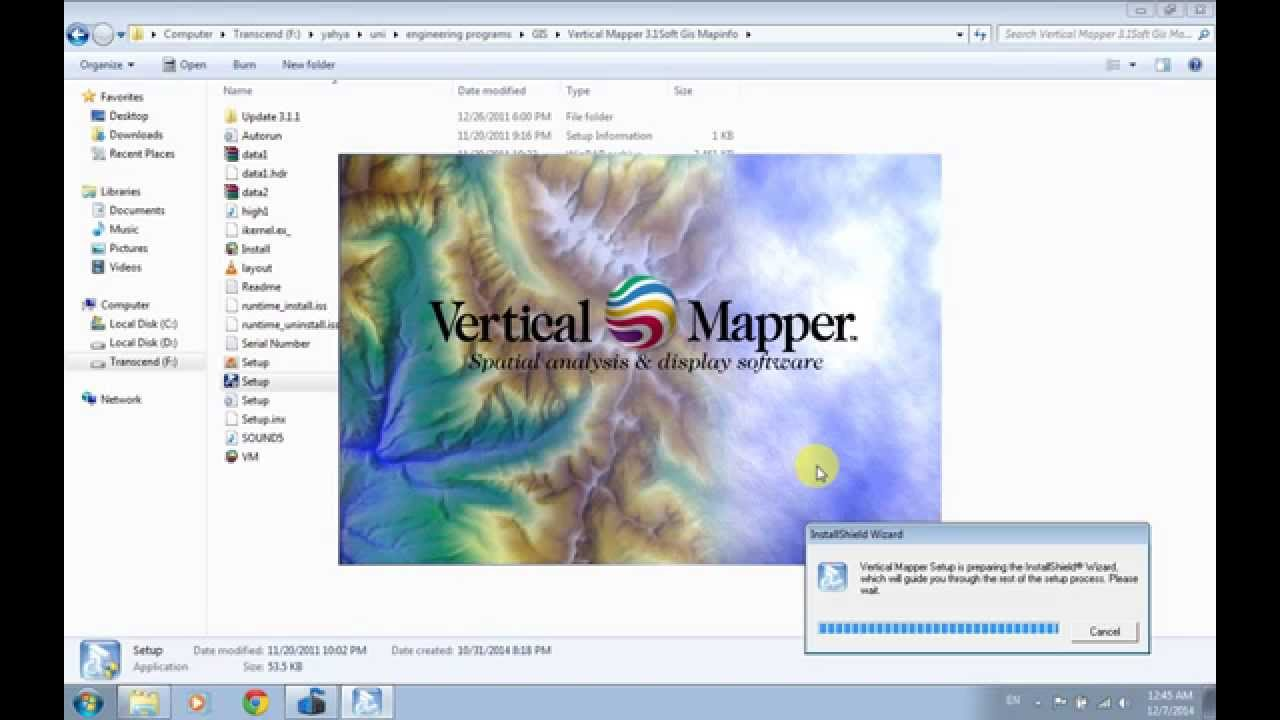 vertical mapper 3.0