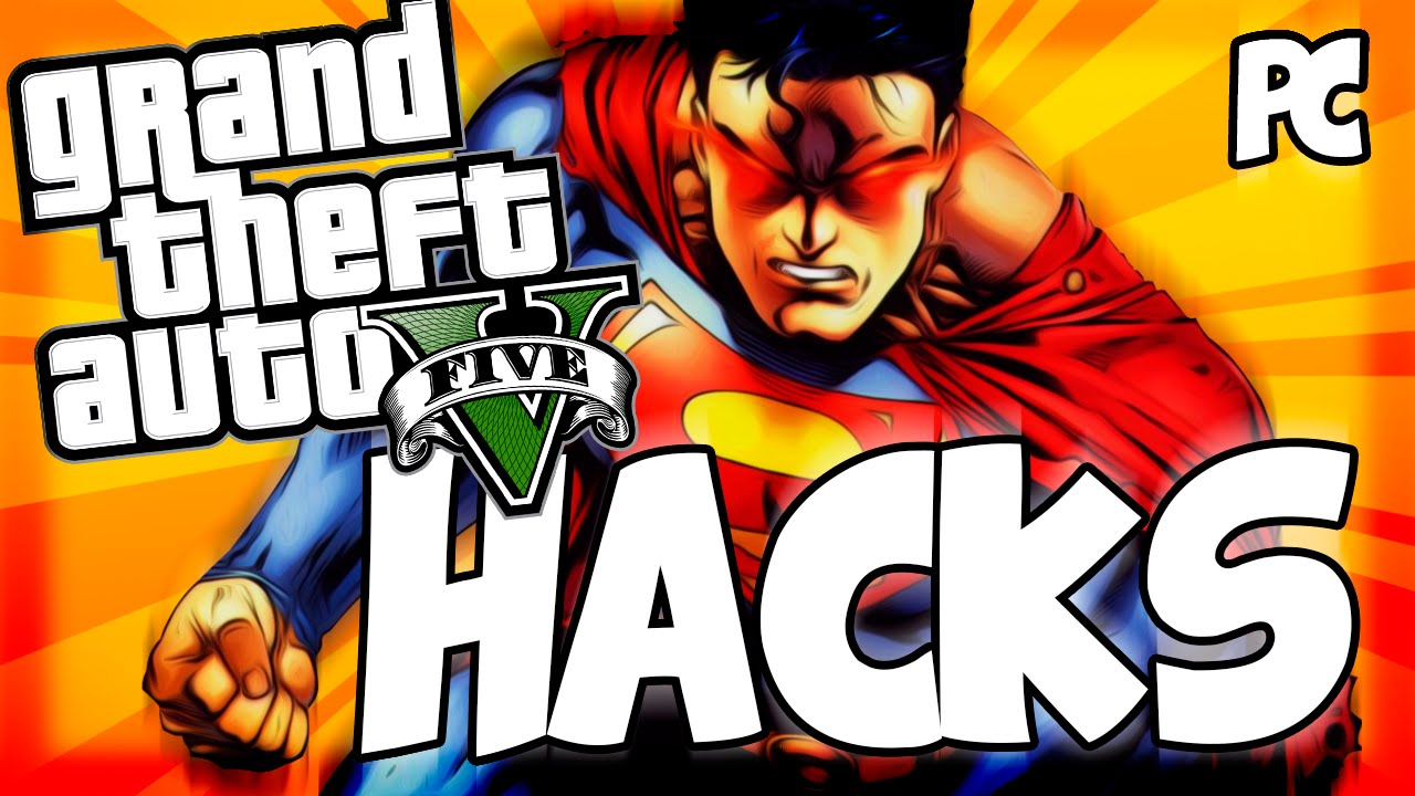 GTA V PC HACKS - MODS - Dinero ilimitado, Invencibilidad, Super velocidad y más - ONLINE