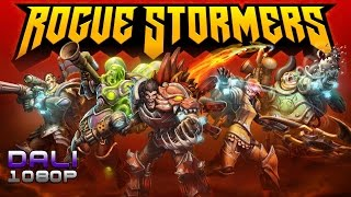 Rogue Stormers co-op PC Gameplay 1080p 60fps