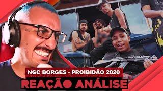 Ngc Borges - PROIBIDÃO 2020 [React]