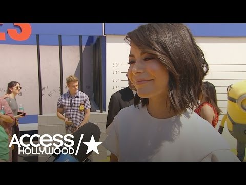 Miranda Cosgrove On 'Despicable Me 3': 'It's So Much Fun!' | Access Hollywood