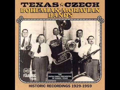 Texas Czech Bohemian Moravian Bands - Circling Pigeons Waltz