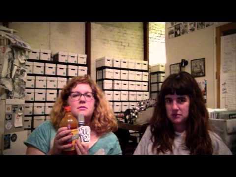 GRACE AMBROSE AND VJ BOOBOO TALK ABOUT MAXIMUM ROCK AND ROLL!!