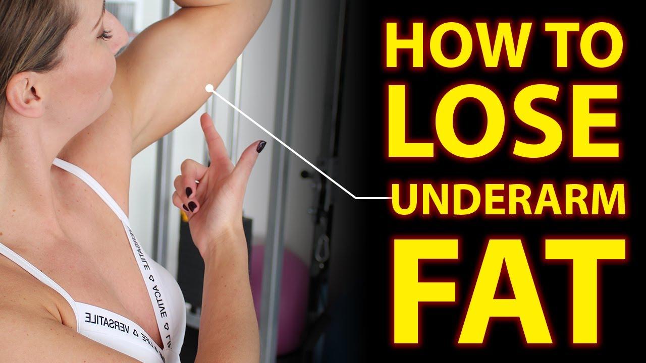 cum să pierdeți greutatea prin intermediul armpiturilor)