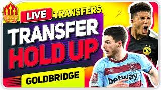 Solskjaer Transfer Delay! Koulibaly Transfer Offer? Man Utd Transfer News