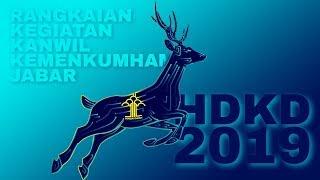 Jadwal Kegiatan Hari Dharma Karyadhika 2019 Kanwil Kemenkumham Jabar