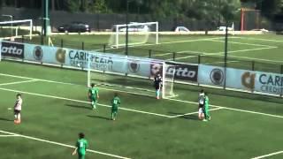 Fezzanese-Rignanese 3-0 Spareggi Eccellenza