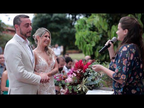 Natasha Siviero Celebrante | Mariana e André