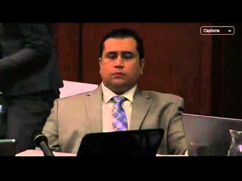 Zimmerman Trial - Shiping Bao (Medical Examiner) Part 1 of 3 July 5 2013
