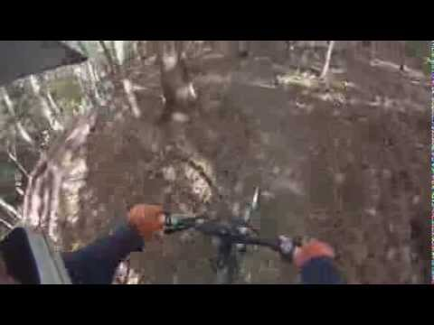 Fall 2013 Mountain Biking - Snow Bowl - Camden Maine