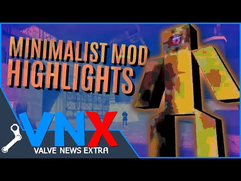 VNX Highlights: HL2 Beta Minimalist Mod