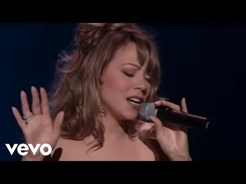 Mariah Carey  Forever from Fantasy:  at Madison Square Garden