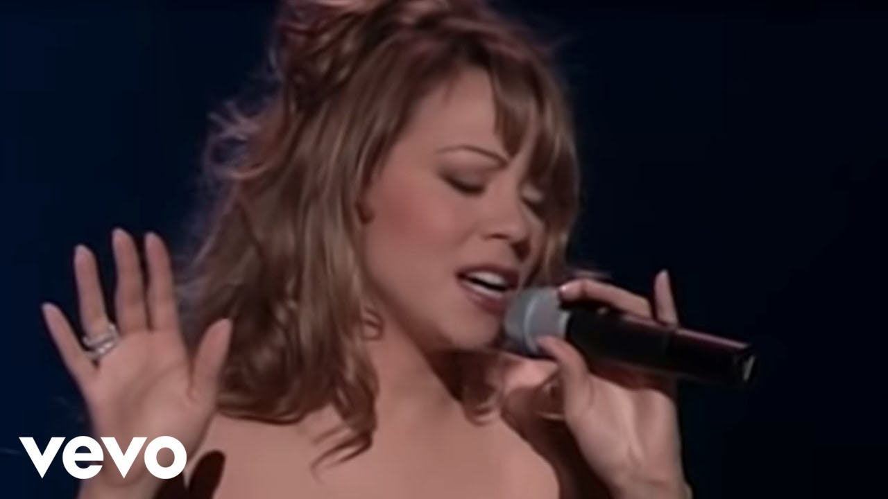 Mariah Carey Forever From Fantasy Live At Madison Square Garden You