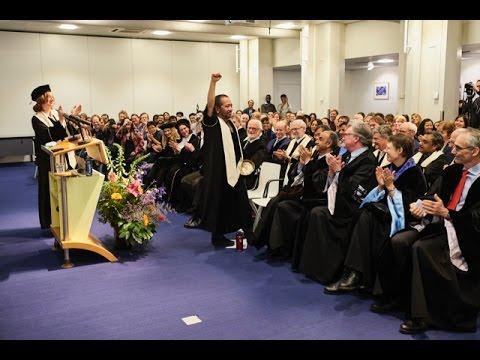 Inaugural lecture by Professor Saturnino M. ('Jun') Borras