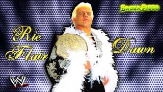 "WCW/WWF/WWE: Ric Flair Theme Song ""Dawn"" Arena Effects (HQ)"