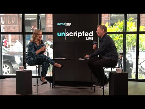 'The House'  Unscripted Live  Will Ferrell, Amy Poehler