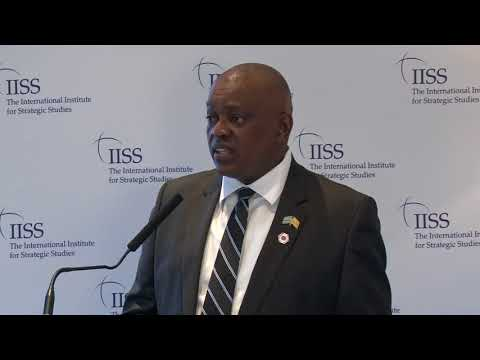 2018 IISS Oppenheimer Lecture Peace and stability in Africa  Botswana's perspective