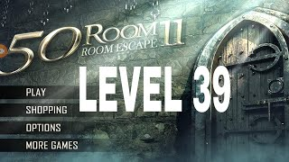 Can You Escape The 100 room 11 level 39 Walkthrough