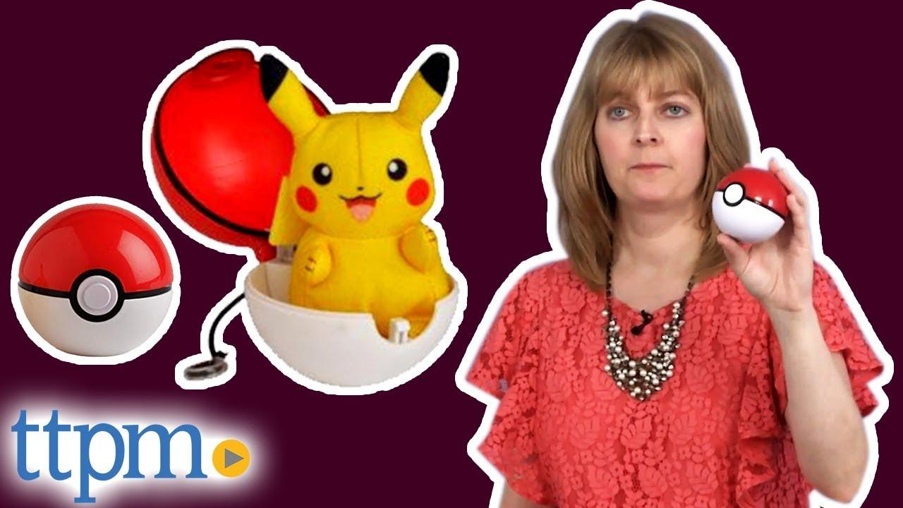 Pokemon Pop action Poke Ball-Pikachu
