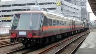 配9638レ EF64-1052牽引14系「ゆとり」廃車回送 八王子駅到着