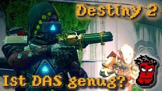 Destiny 2: SO ändert Bungie das Endgame - ist das genug? | Fluch des Osiris [German Deutsch]