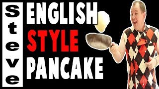 English Pancakes - Shrove Tuesday Pancake Day Special
