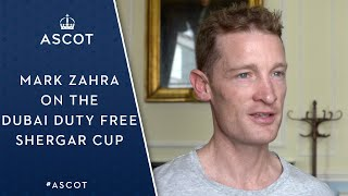 Mark Zahra Talks About The Dubai Duty Free Shergar Cup