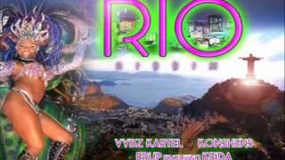 (2011) Rio Riddim - Jamaica & Panama - DJ_JaMzZ