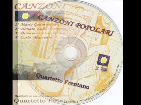 La Cungiarie - Quartetto Frentano.wmv