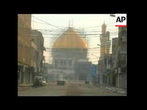 Iraq: Askariya Mosque  - 2006