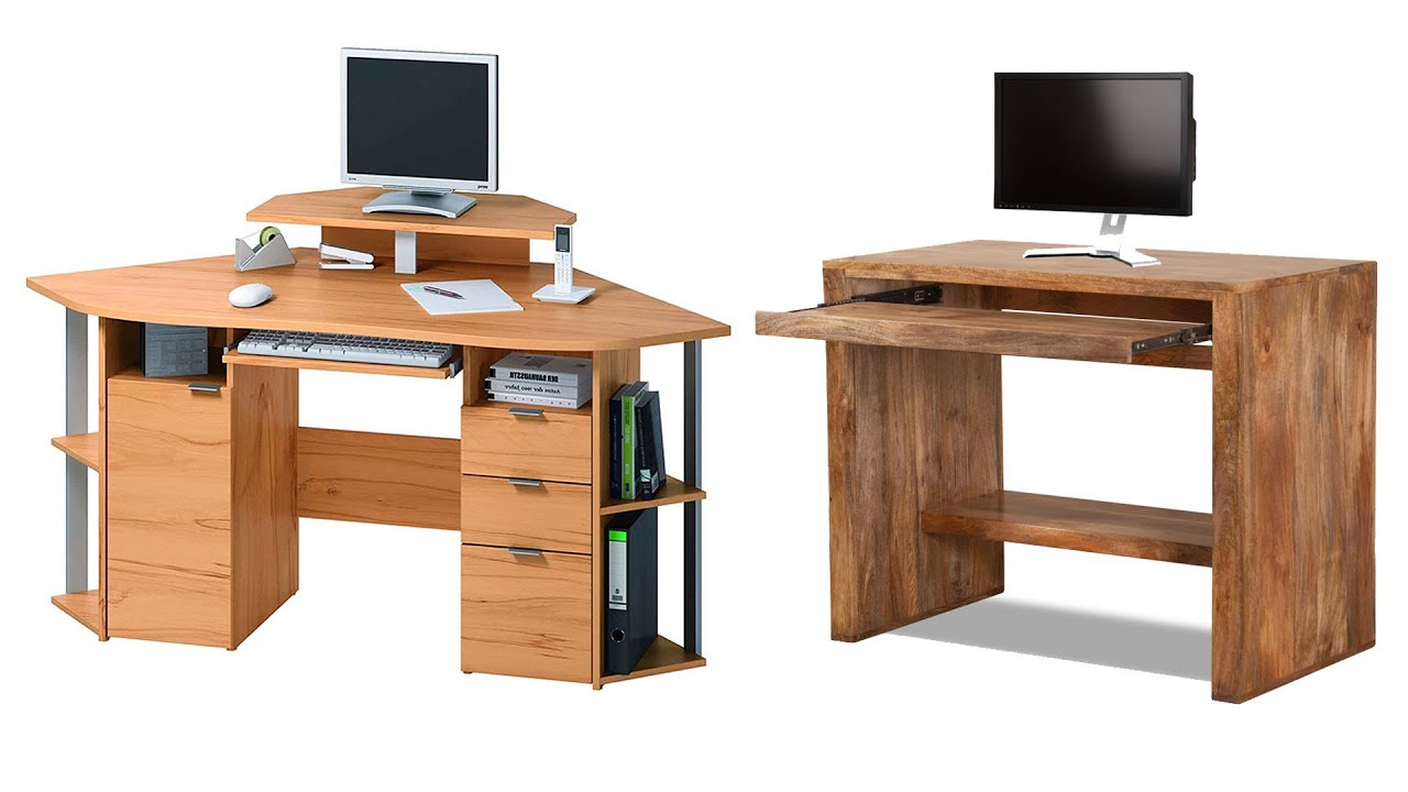 Computer Table Design Ideas | Latest simple and stylish computer table  design ideas - YouTube