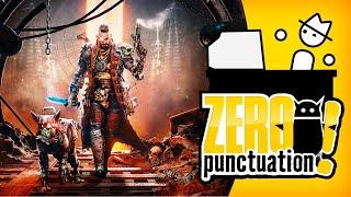 Necromunda: Hired Gun (Zero Punctuation) (Video Game Video Review)