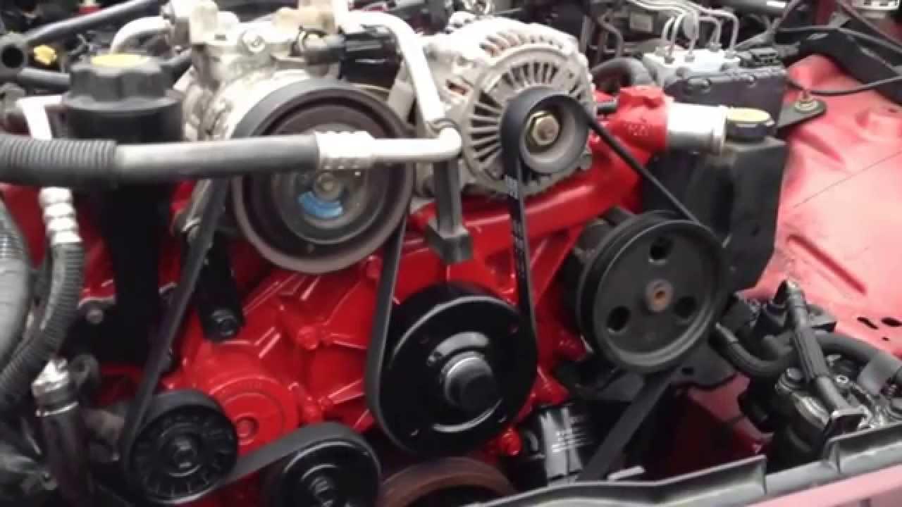 Engine Rebuild 4 7l Ho Motor Jeep Grand Cherokee