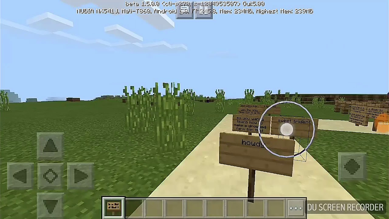 How to make a 'drowned' farm without spawner
