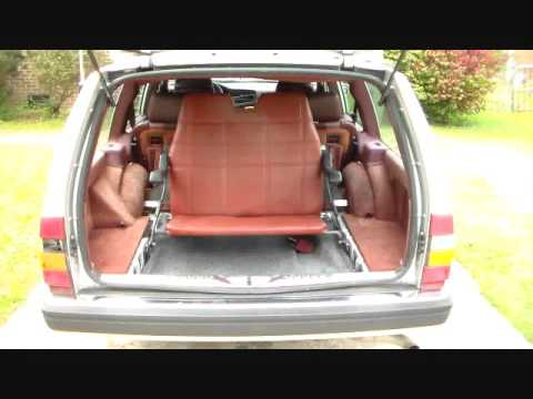 3 row station wagon the wagon. Black Bedroom Furniture Sets. Home Design Ideas