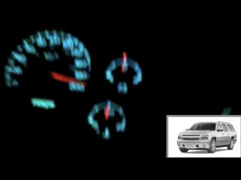 Chevrolet Suburban 2009 Top Speed
