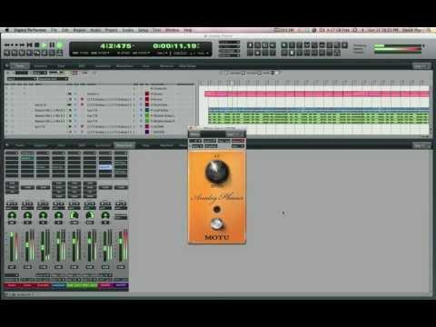 DP8 Analog Phaser plug-in