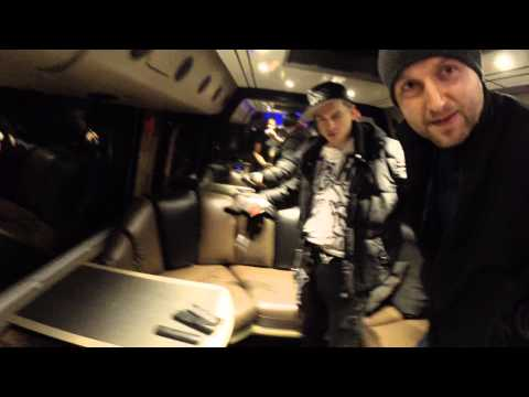 Slipknot Prepare For Hell - Backstage Tour Bus Footage (Sid Wilson)