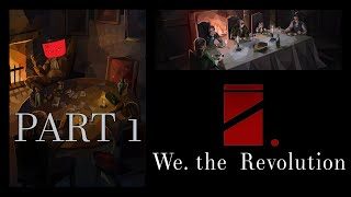 We. The Revolution [PART1] - Fruit, Tar, Fish and Bats