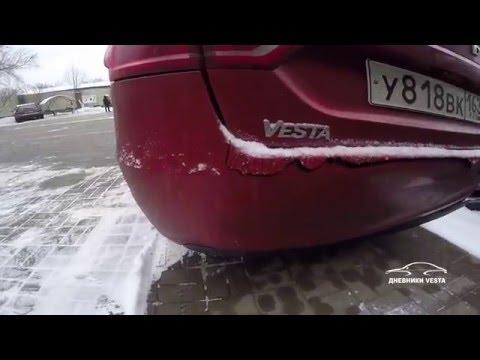 Видео Лада Веста - смотреть видео нового автомобиля Lada Vesta